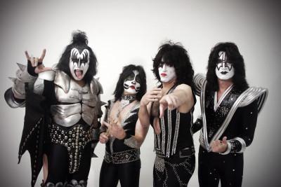 Kiss, 2009.