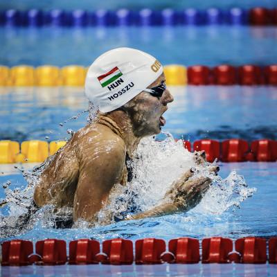 Nadadora húngara Katinka Hosszú