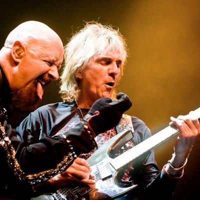 Judas Priest, novembro de 2008.