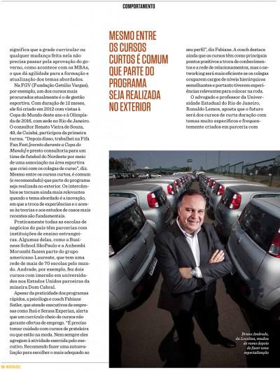 Revista GOL, novembro de 2014.