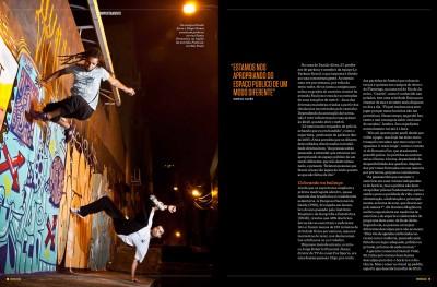 Revista GOL, fevereiro de 2015.