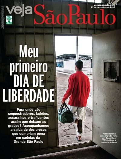 Veja São Paulo, novembro de 2013.