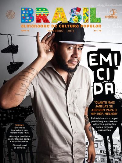 Almanaque Brasil , fevereiro de 2014.