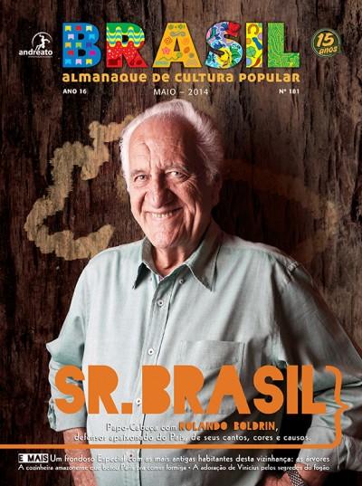 Almanaque Brasil, Maio de 2014.